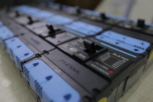 Купить Автомат выключатель трёхфазный ELS 253